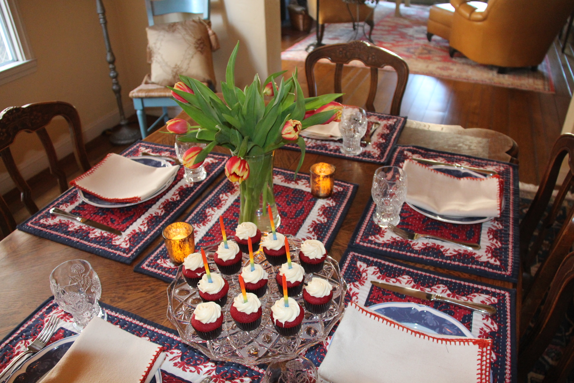 Keeping It Simple For A 70th Birthday Party