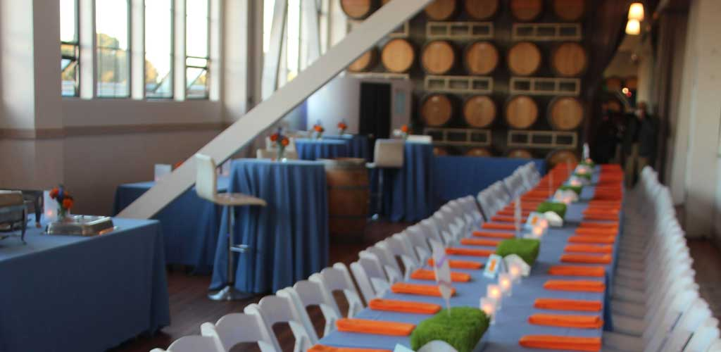 The Winery SF on Treasure Island – A Baseball Inspired Bar Mitzvah