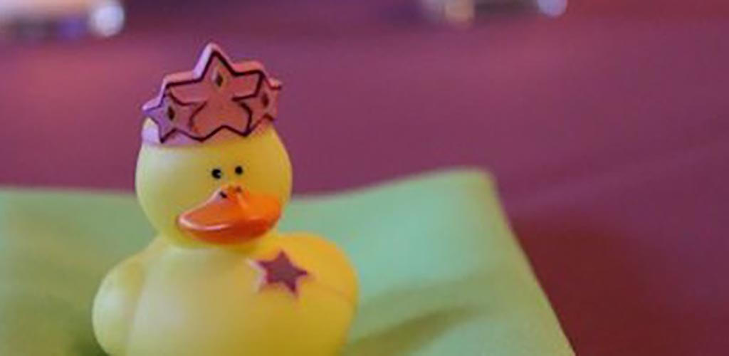 Oakland Hills Bar Mitzvah – Rubber duckies and fun entertainment rule the day!