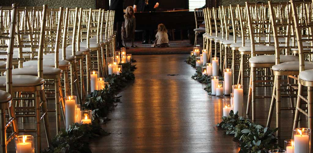 Elegant and Romantic Wedding at the University Club of San Francisco