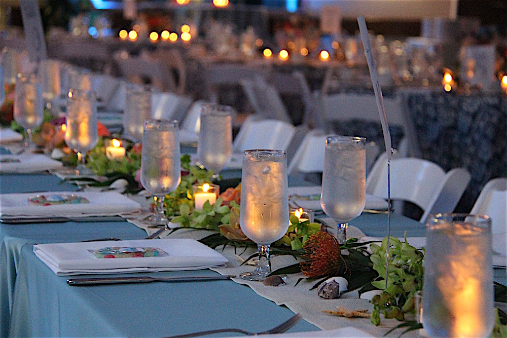 Beach Themed B'Nai Mitzvah Sparkles in November – Jack London's Waterfront Hotel