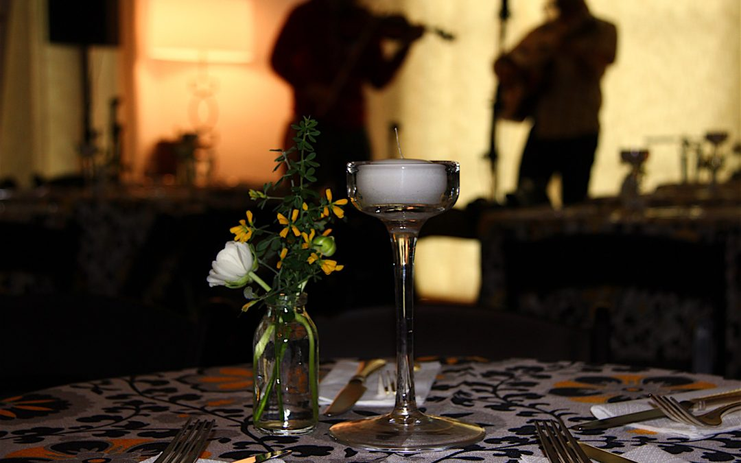 Cool Music & Supper Club Wows the Guests – featuring Mark Erelli