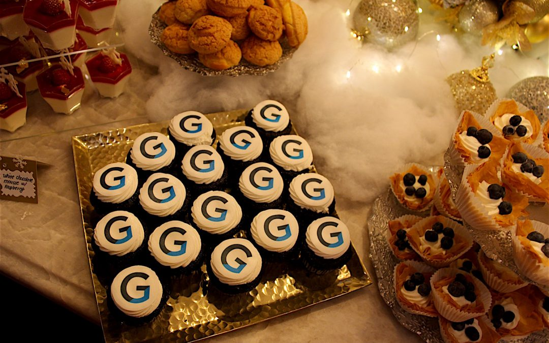 Winter Wonderland Theme Wows for Corporate Holiday Party – Palo Alto, CA